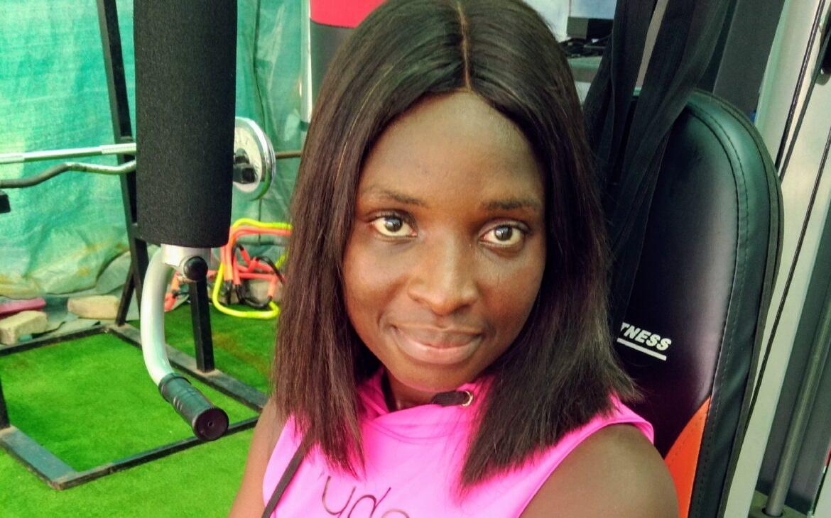Funmi Oni, CEO of Sweat Hub Gym tells us how she ventured into the Gym Business