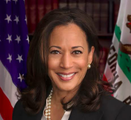 Kamala Harris makes History as the First Female Vice President of America
