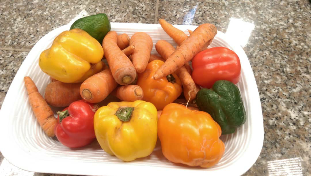 The importance of vegetables in our meals by Chef Olanike Shodunke