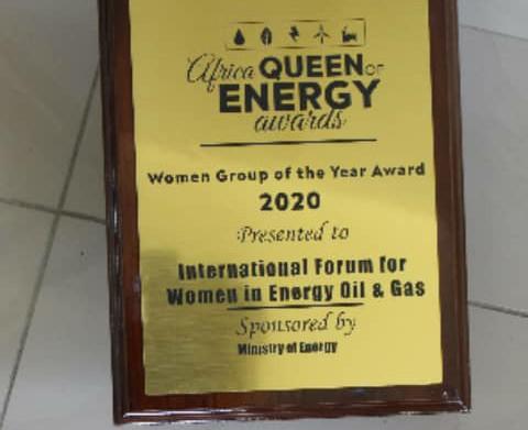 Nigerian Energy Women bags Pan-African Award