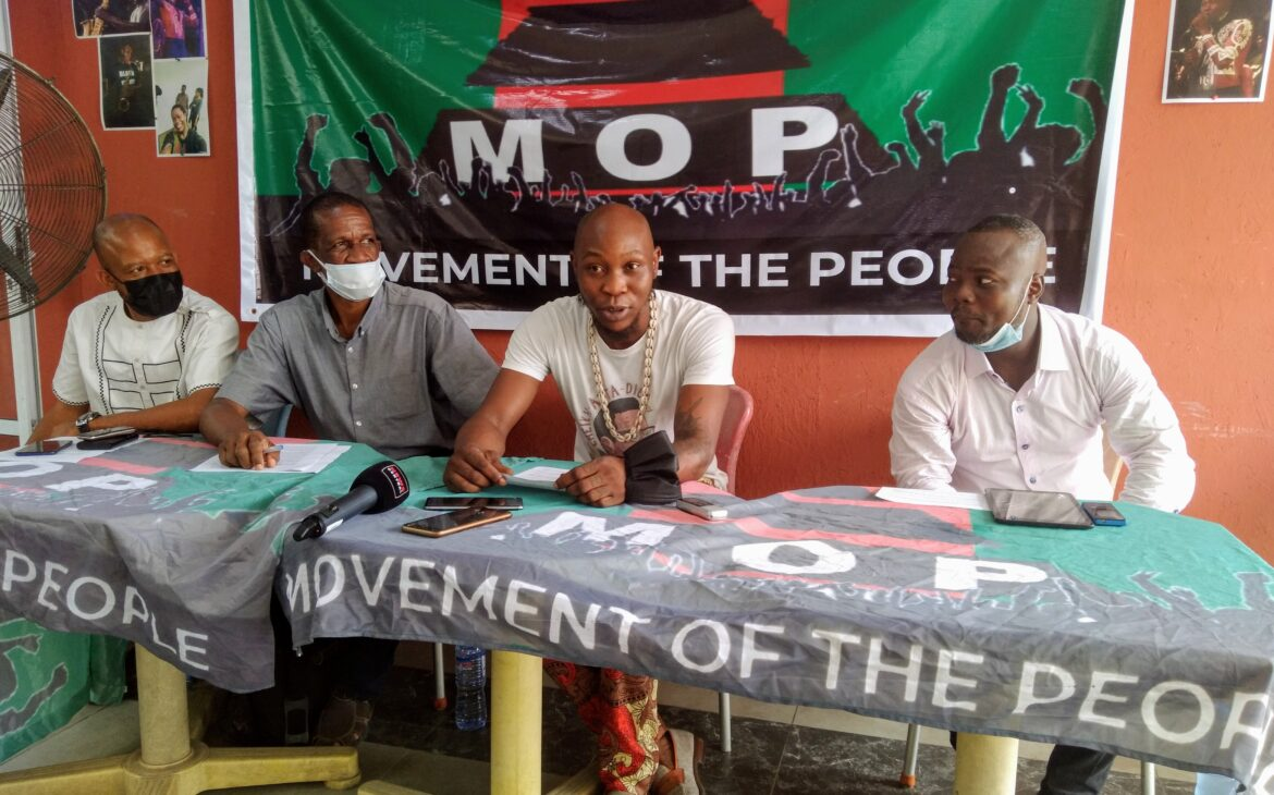 Growth of a People's Movement Liberation and Comments on State of the Dangerous State of Nigeria