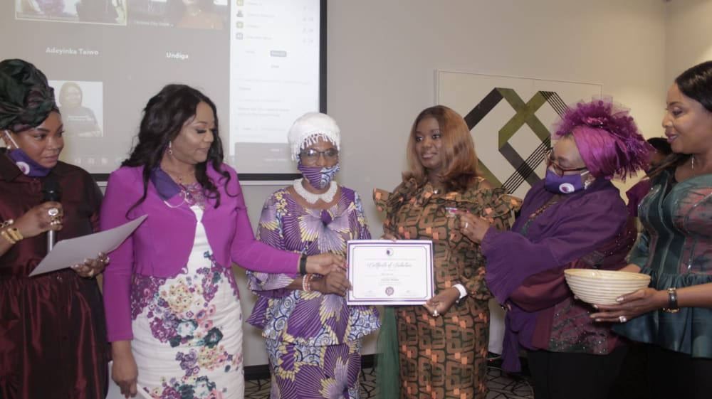 Commonwealth BusinessWomen Nigeria holds 2021 AGM