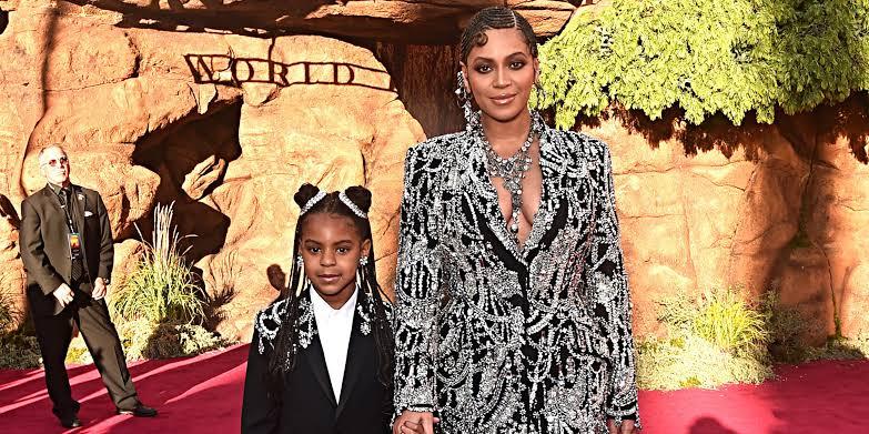 Blue Ivy Carter, 9, wins her first Grammy