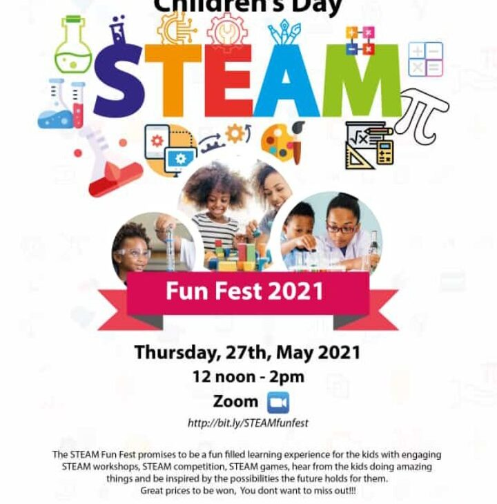 Children's Day: 9ijakids in Partnership with STEM-METS and Edufun Technik Equip Children for the Future