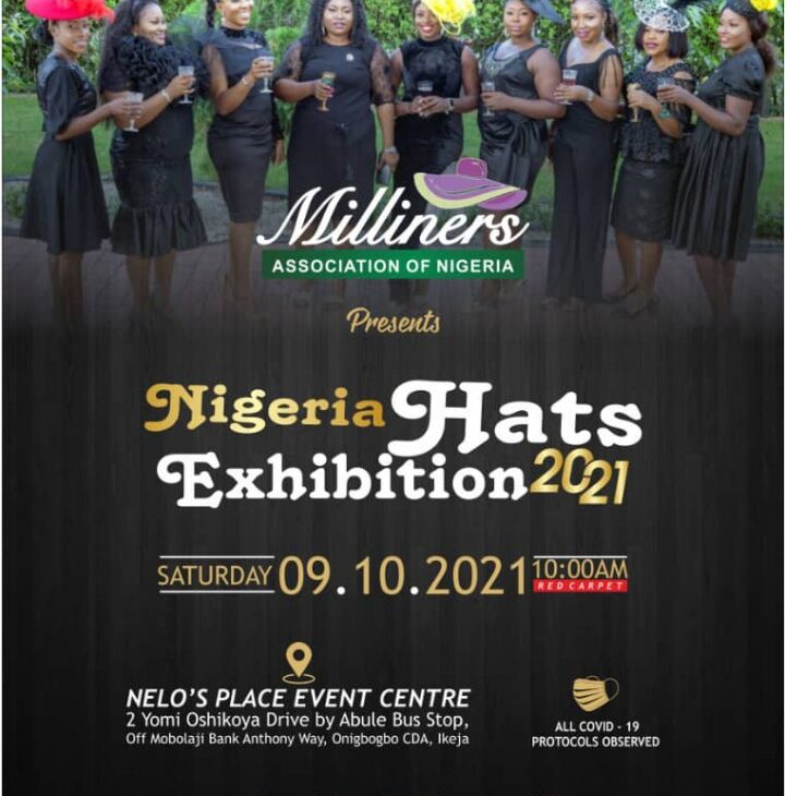 2021 Nigerian Hat Exhibition is set to be bigger and better